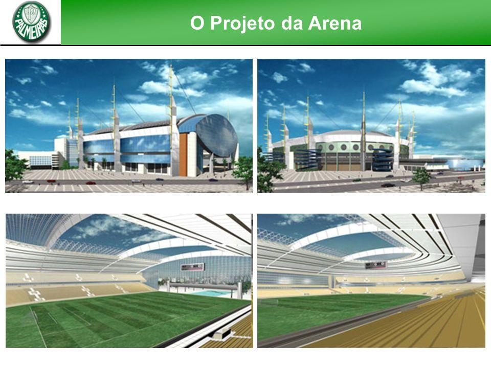 O Projeto da Arena
