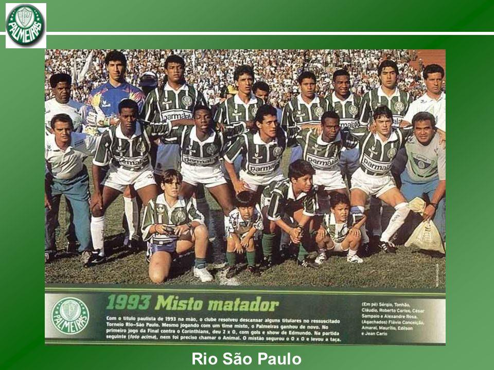 Rio São Paulo