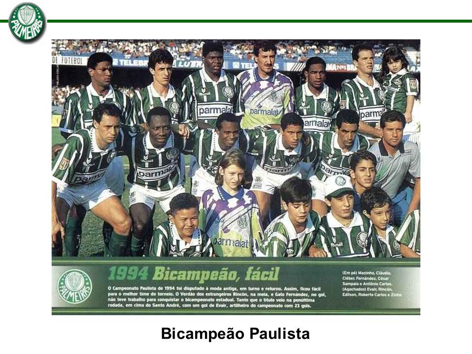 Bicampeão Paulista