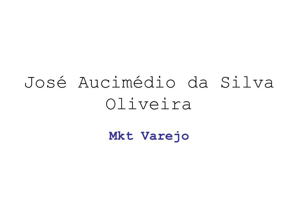 José Aucimédio da Silva Oliveira