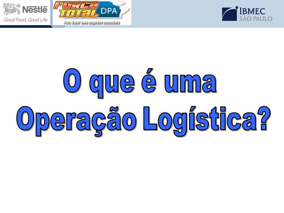 O que é uma Operação Logística