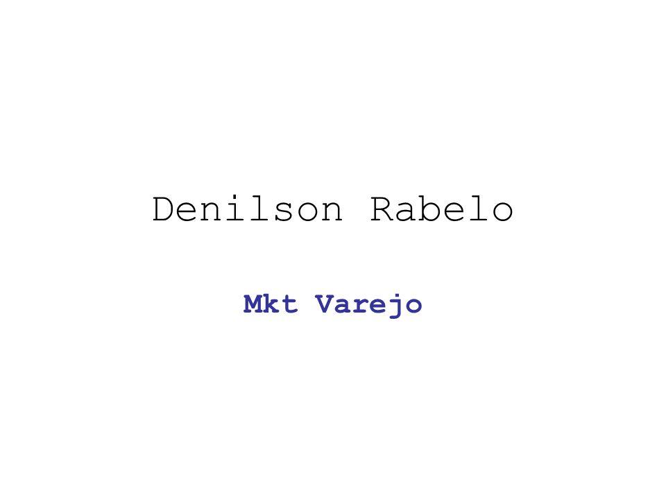 Denilson Rabelo Mkt Varejo