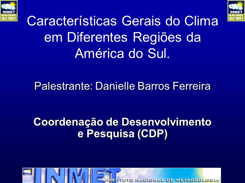 Coordenação de Desenvolvimento e Pesquisa (CDP)