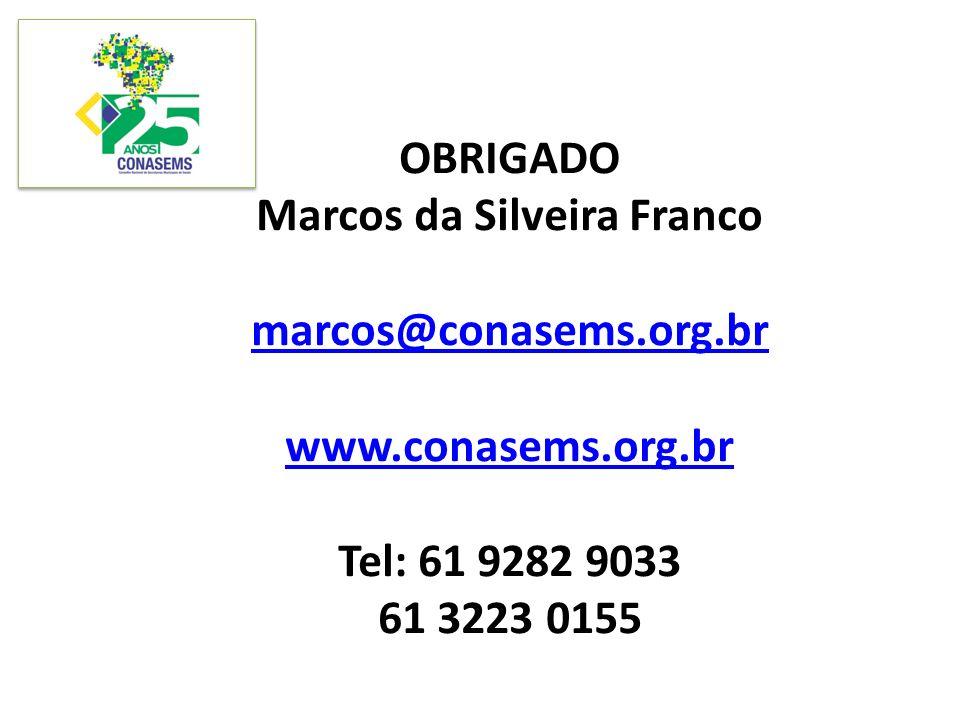 Marcos da Silveira Franco