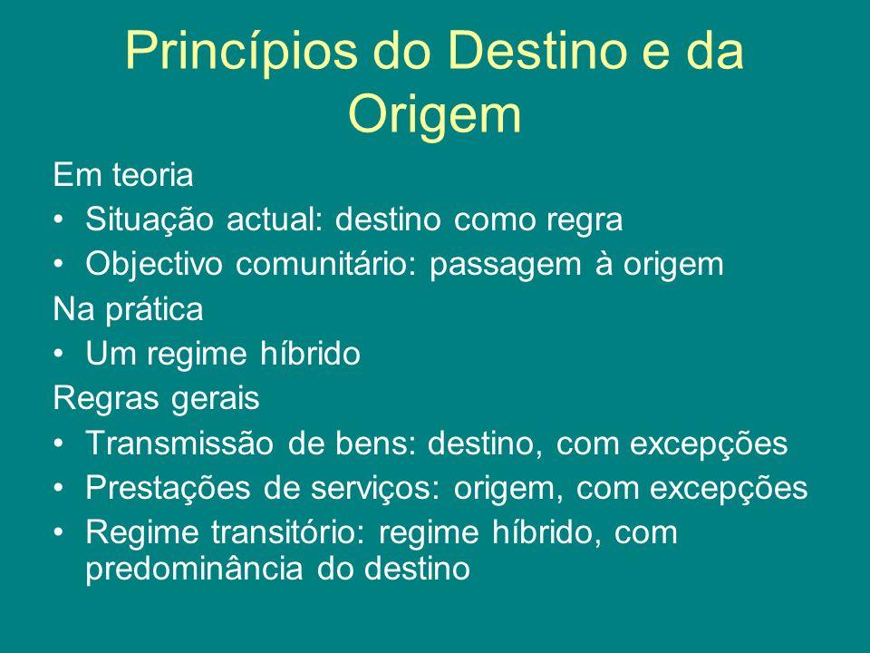 Princípios do Destino e da Origem