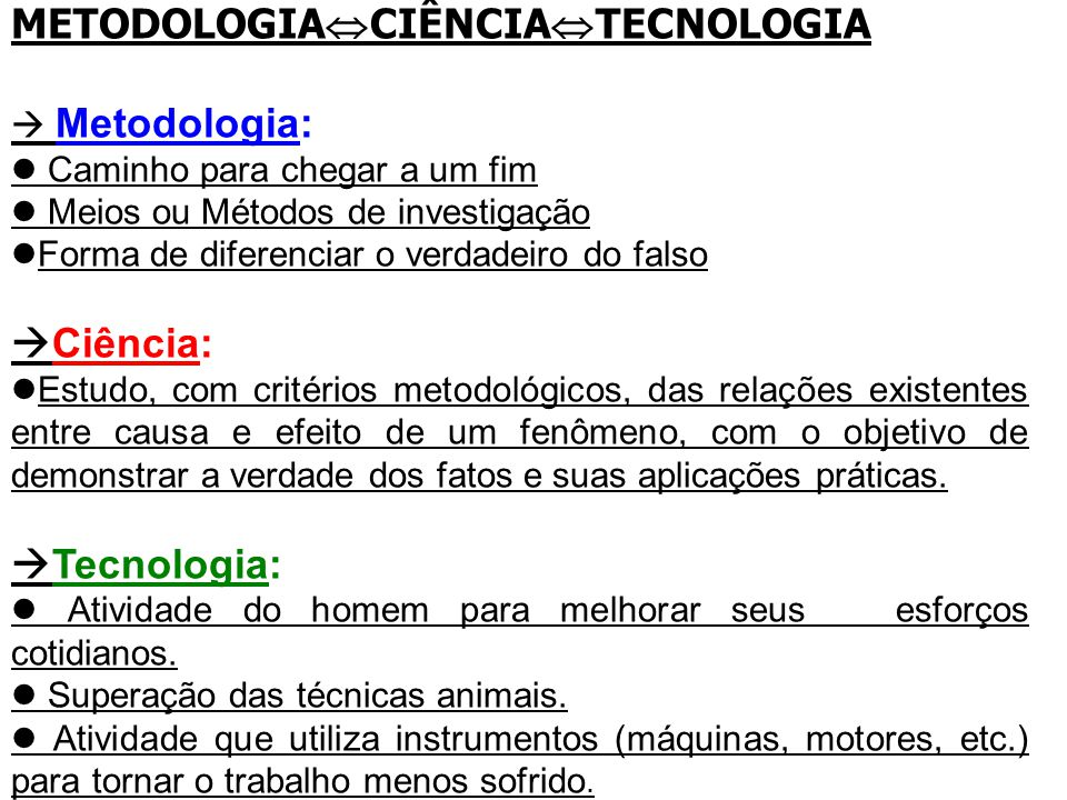 METODOLOGIACIÊNCIATECNOLOGIA