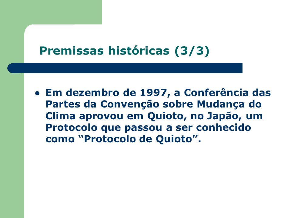 Premissas históricas (3/3)