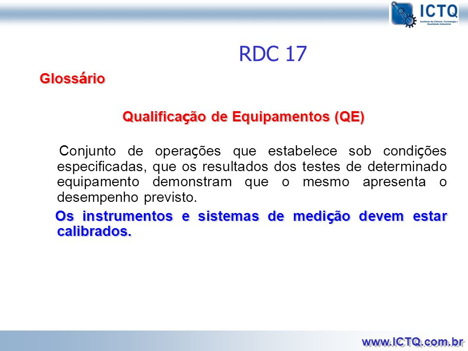 RDC 17
