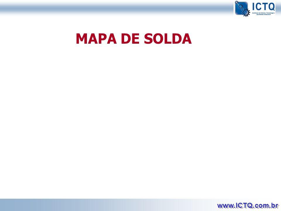 MAPA DE SOLDA