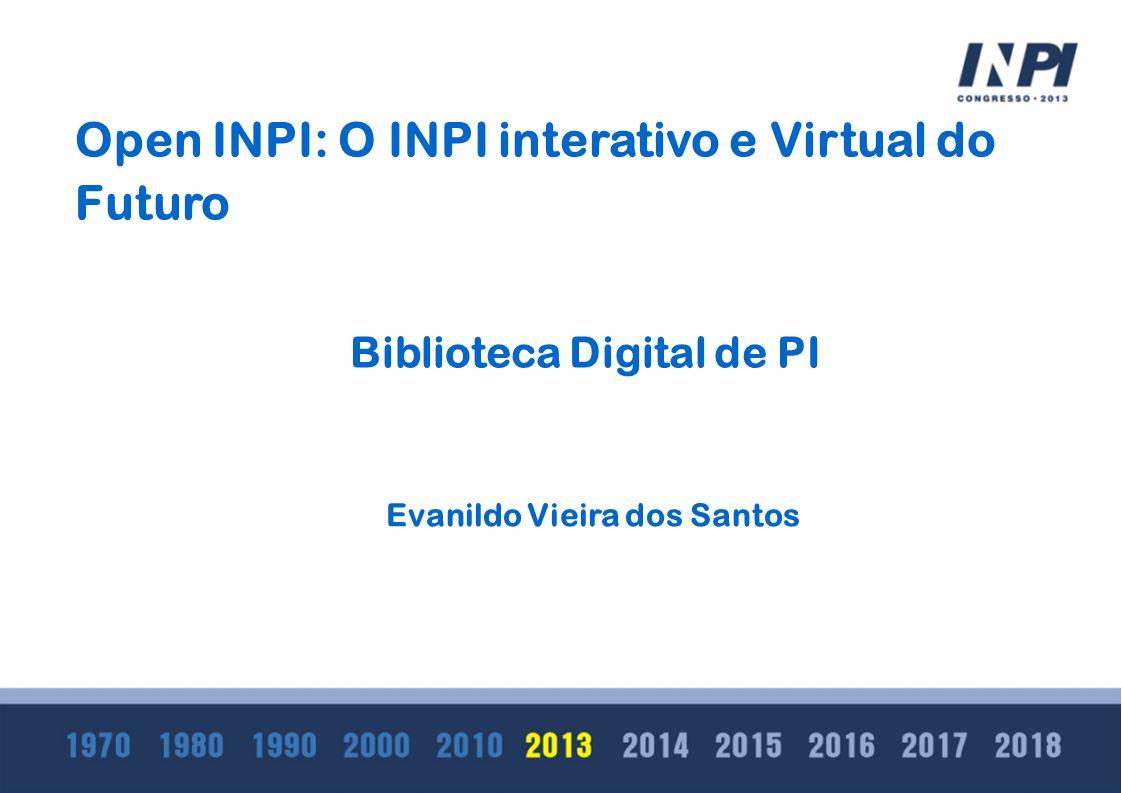 Biblioteca Digital de PI Evanildo Vieira dos Santos