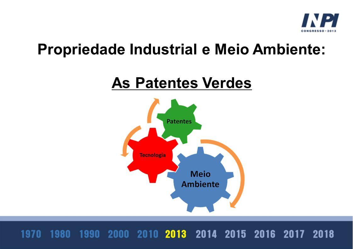 Propriedade Industrial e Meio Ambiente: