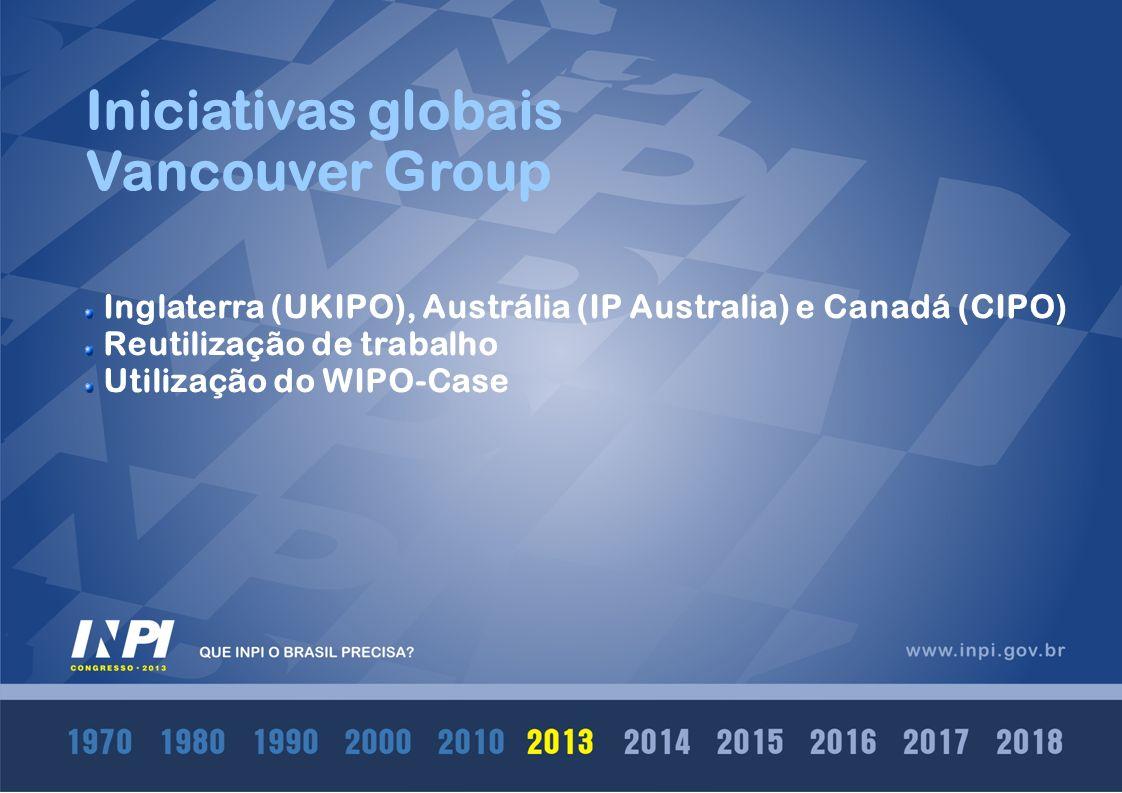 Iniciativas globais Vancouver Group