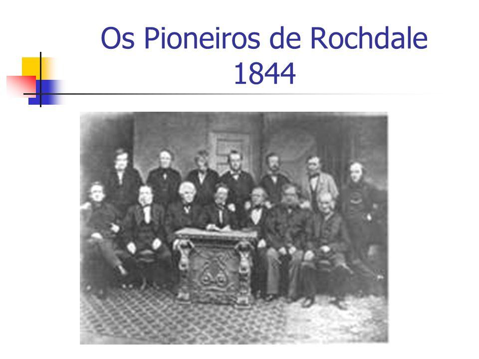 Os Pioneiros de Rochdale 1844