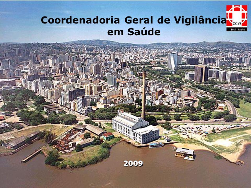 Coordenadoria Geral de Vigilância em Saúde