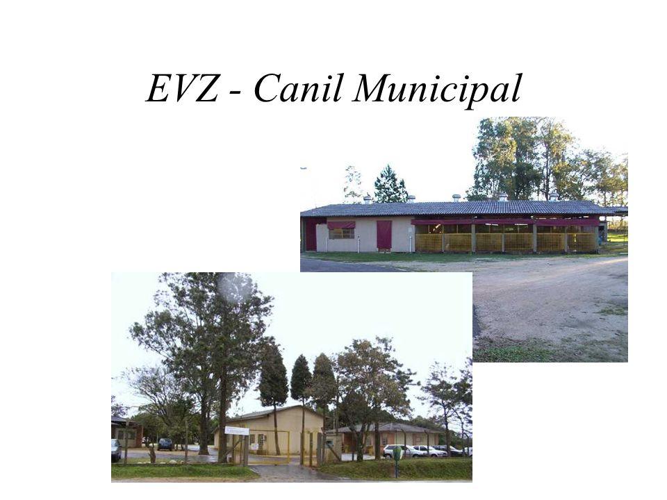 EVZ - Canil Municipal