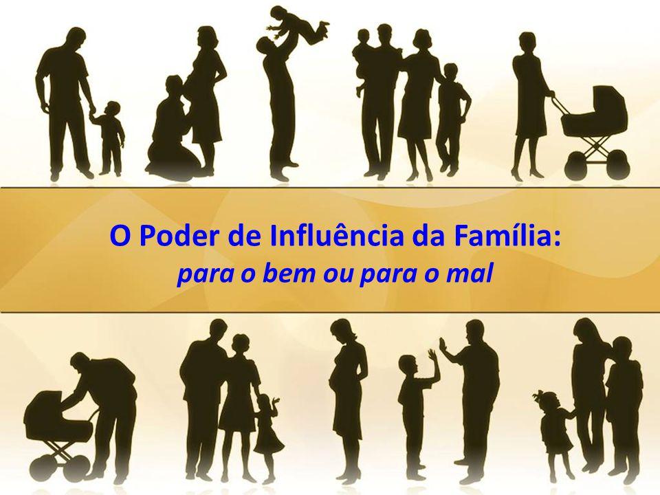 O Poder de Influência da Família: