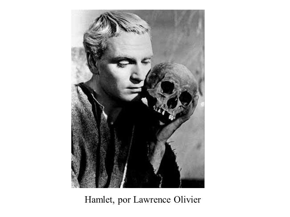 Hamlet, por Lawrence Olivier