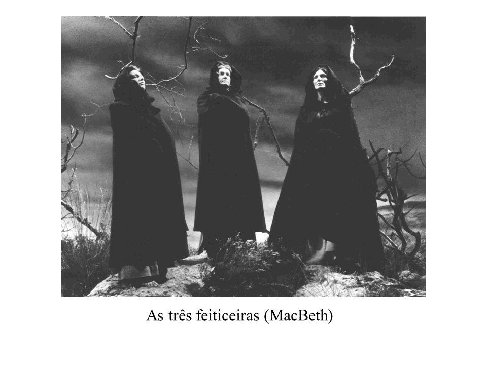 As três feiticeiras (MacBeth)