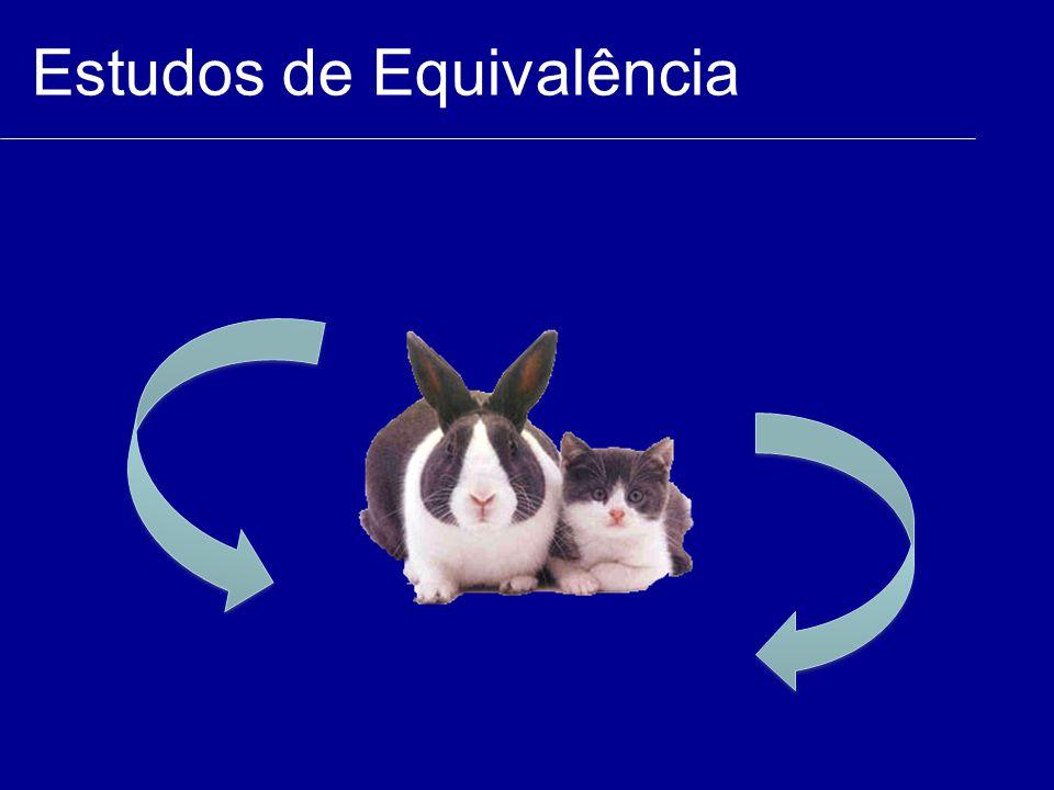 Estudos de Equivalência
