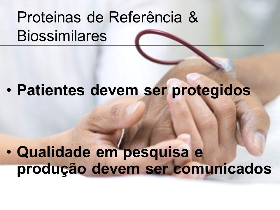 Proteinas de Referência & Biossimilares
