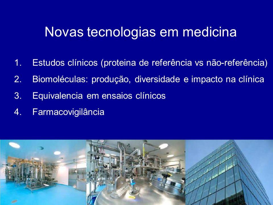 Novas tecnologias em medicina