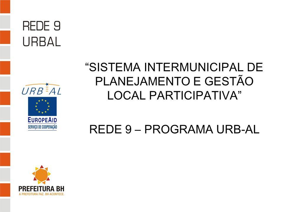 SISTEMA INTERMUNICIPAL DE PLANEJAMENTO E GESTÃO LOCAL PARTICIPATIVA