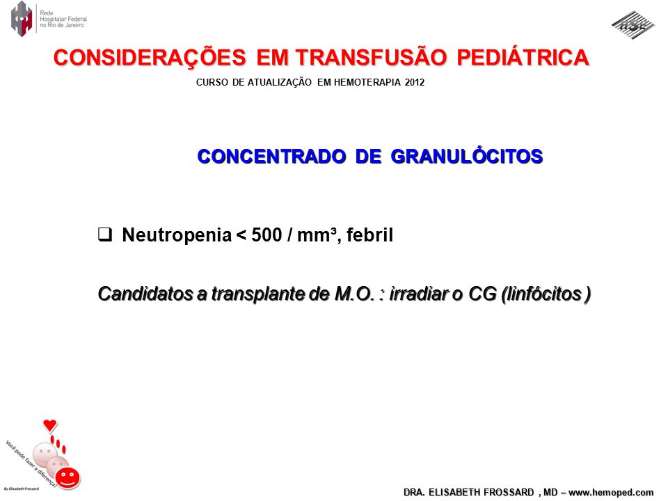 CONCENTRADO DE GRANULÓCITOS