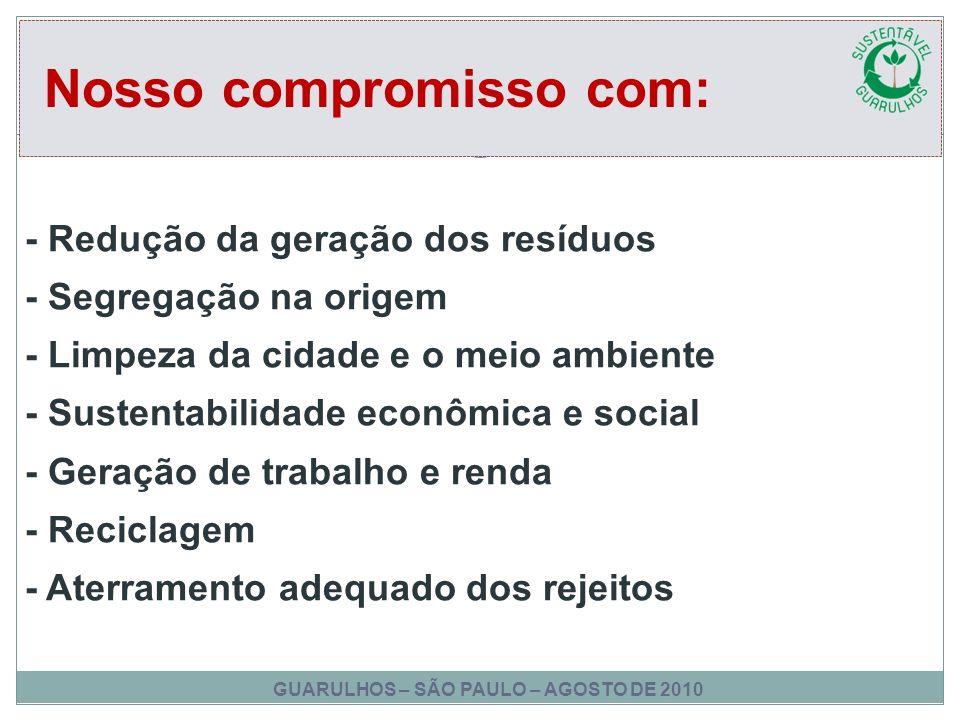 GUARULHOS – SÃO PAULO – AGOSTO DE 2010