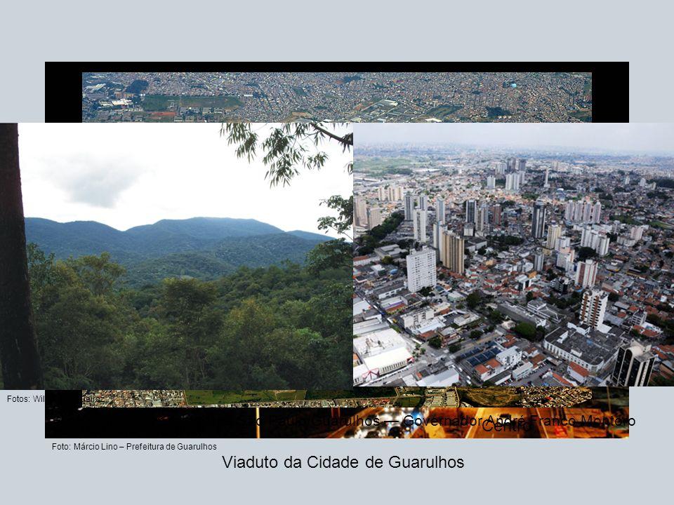 Viaduto da Cidade de Guarulhos
