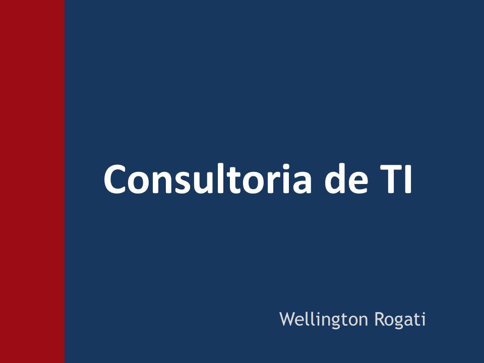 Consultoria de TI Wellington Rogati