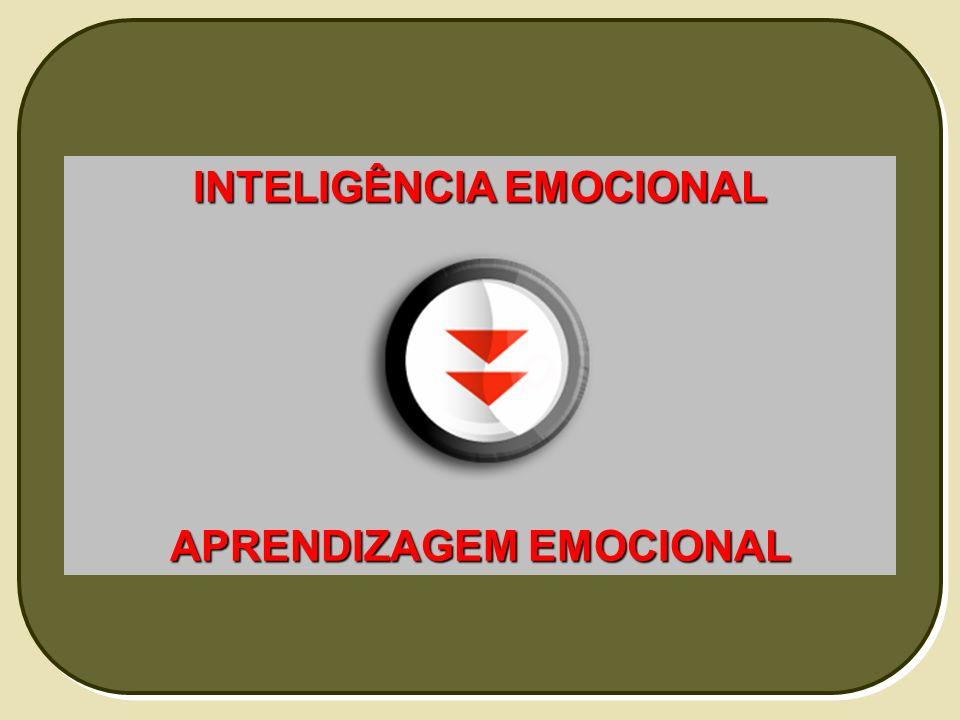 INTELIGÊNCIA EMOCIONAL APRENDIZAGEM EMOCIONAL