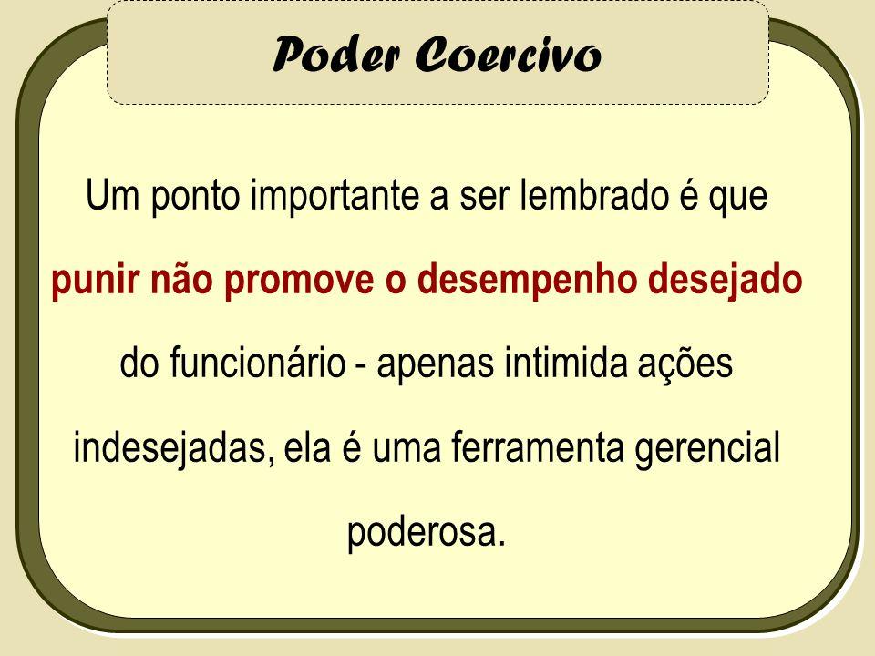 Poder Coercivo