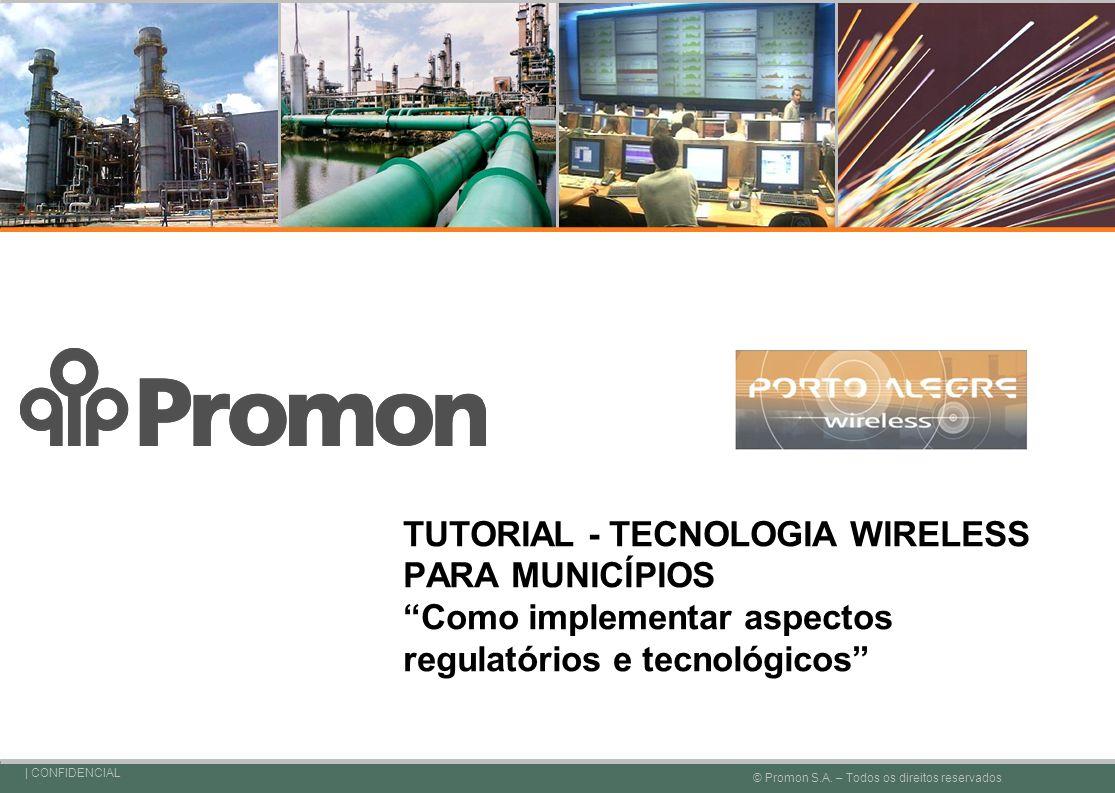 TUTORIAL - TECNOLOGIA WIRELESS PARA MUNICÍPIOS