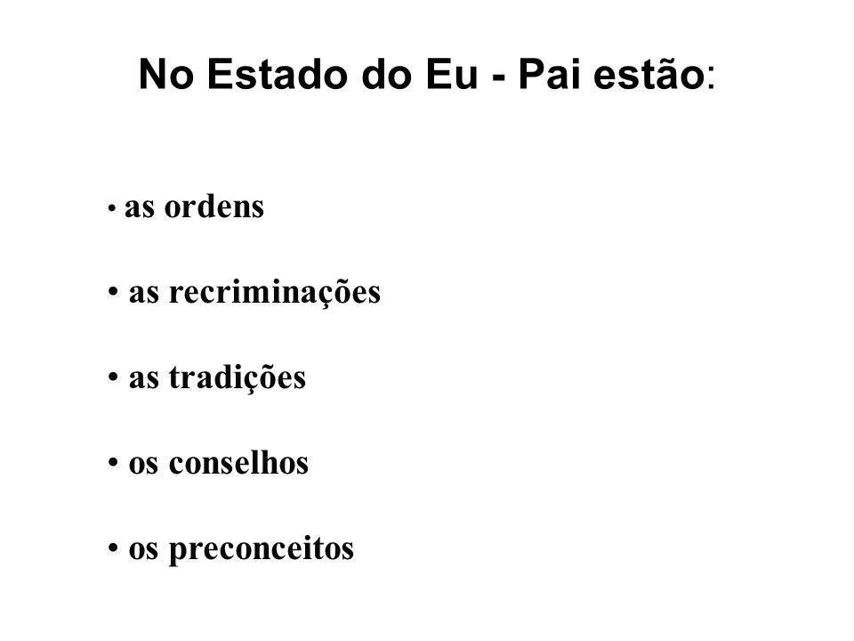 No Estado do Eu - Pai estão: