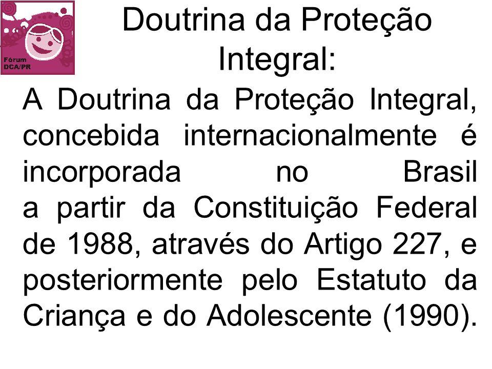 Doutrina da Proteção Integral: