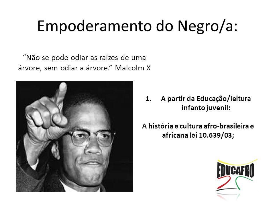 Empoderamento do Negro/a: