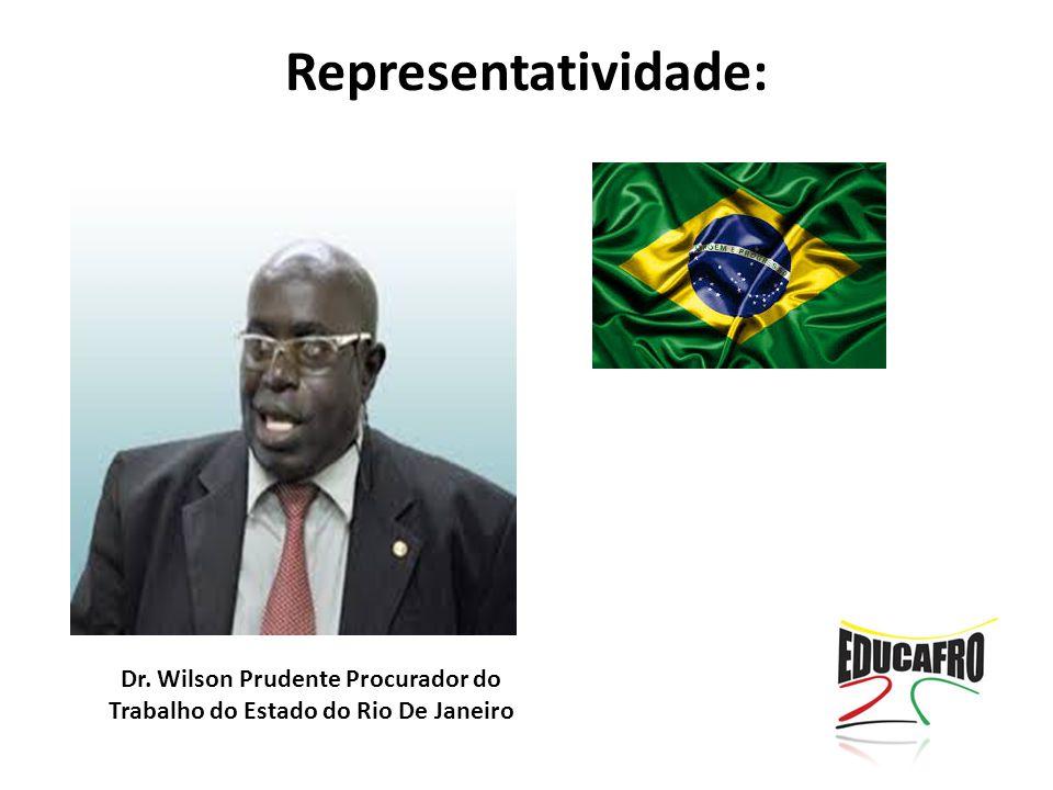 Dr. Wilson Prudente Procurador do Trabalho do Estado do Rio De Janeiro