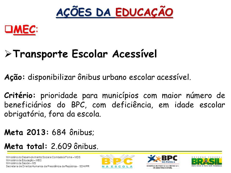 Transporte Escolar Acessível