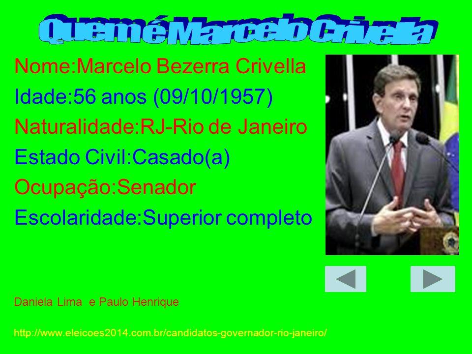 Quem é Marcelo Crivella