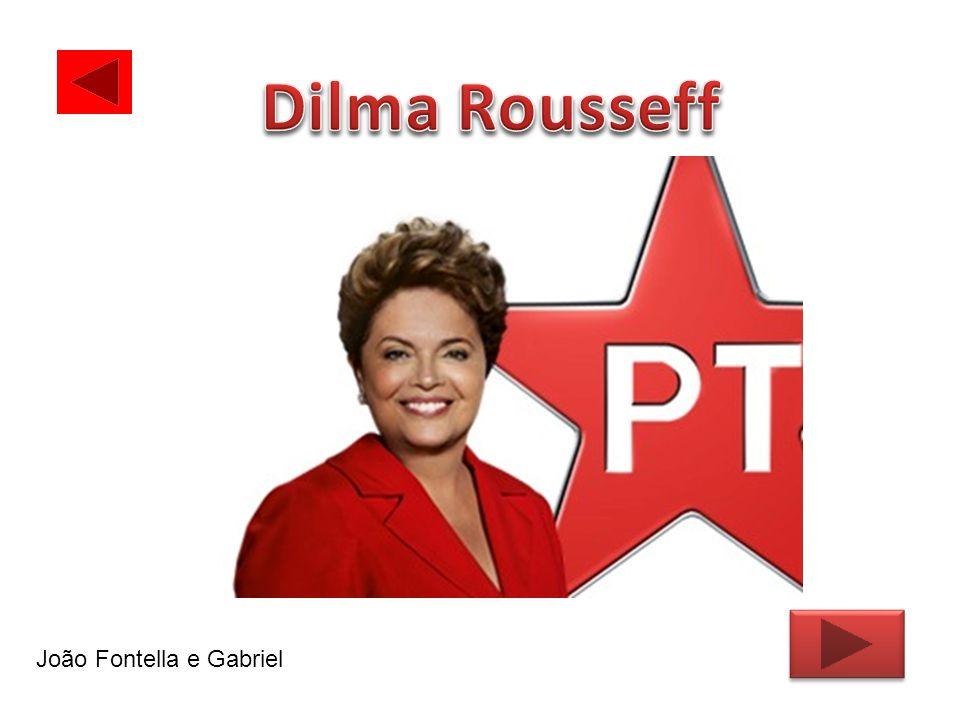 Dilma Rousseff João Fontella e Gabriel