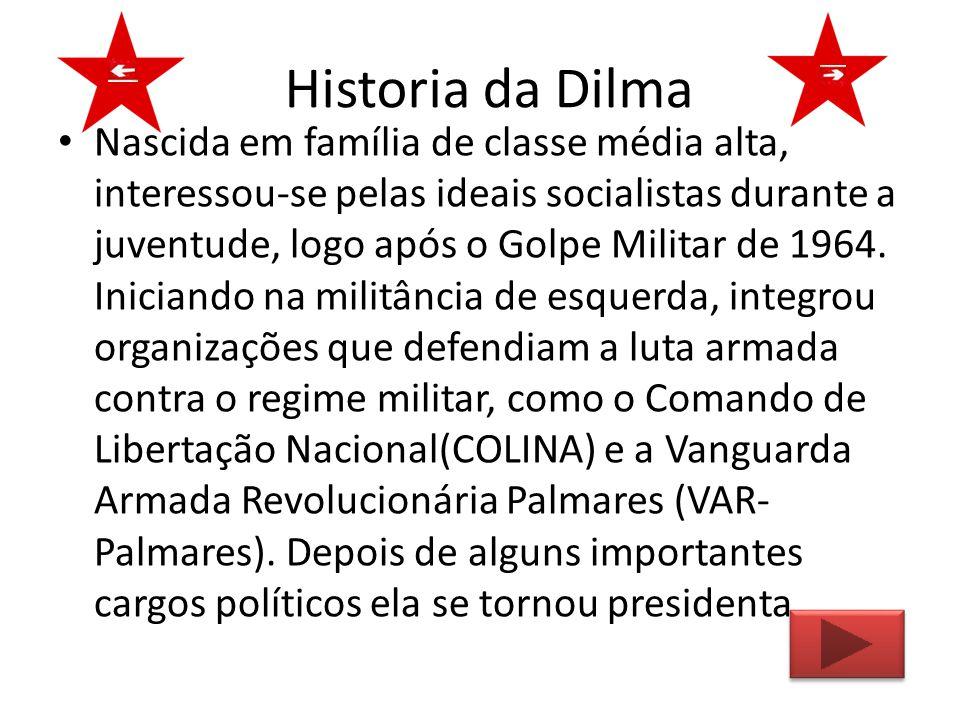 Historia da Dilma