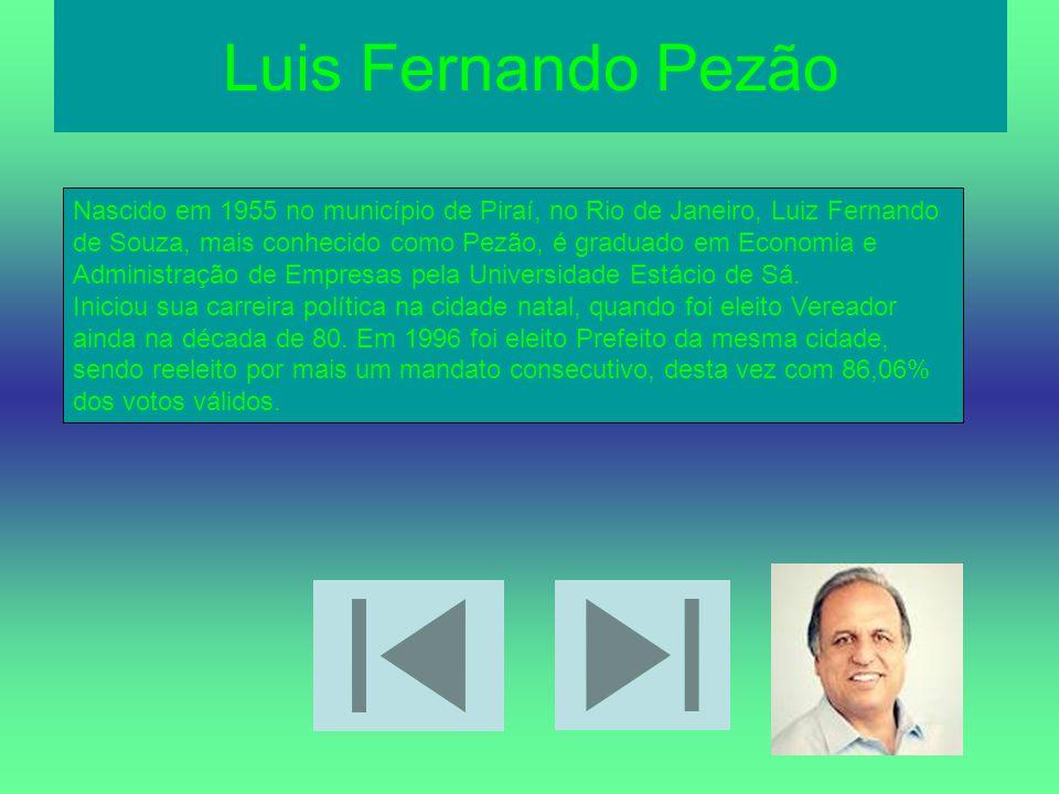 Luis Fernando Pezão
