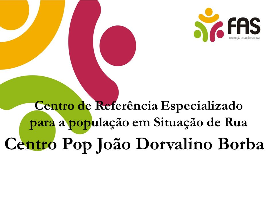 Centro Pop João Dorvalino Borba