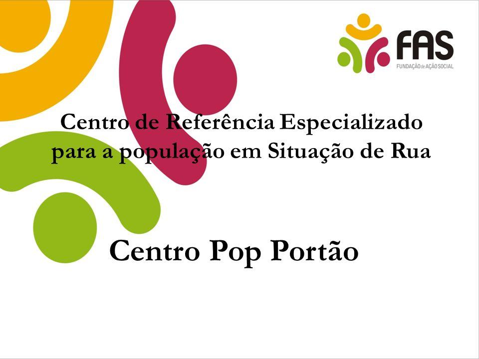 Centro de Referência Especializado para a população em Situação de Rua