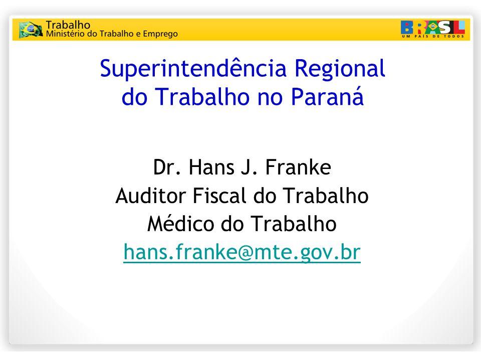Superintendência Regional do Trabalho no Paraná