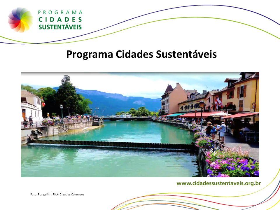 Programa Cidades Sustentáveis