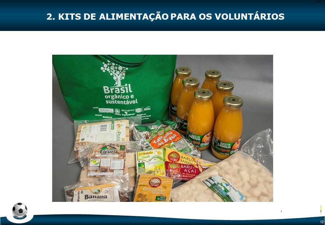 2. QUIOSQUE BRASÍLIA