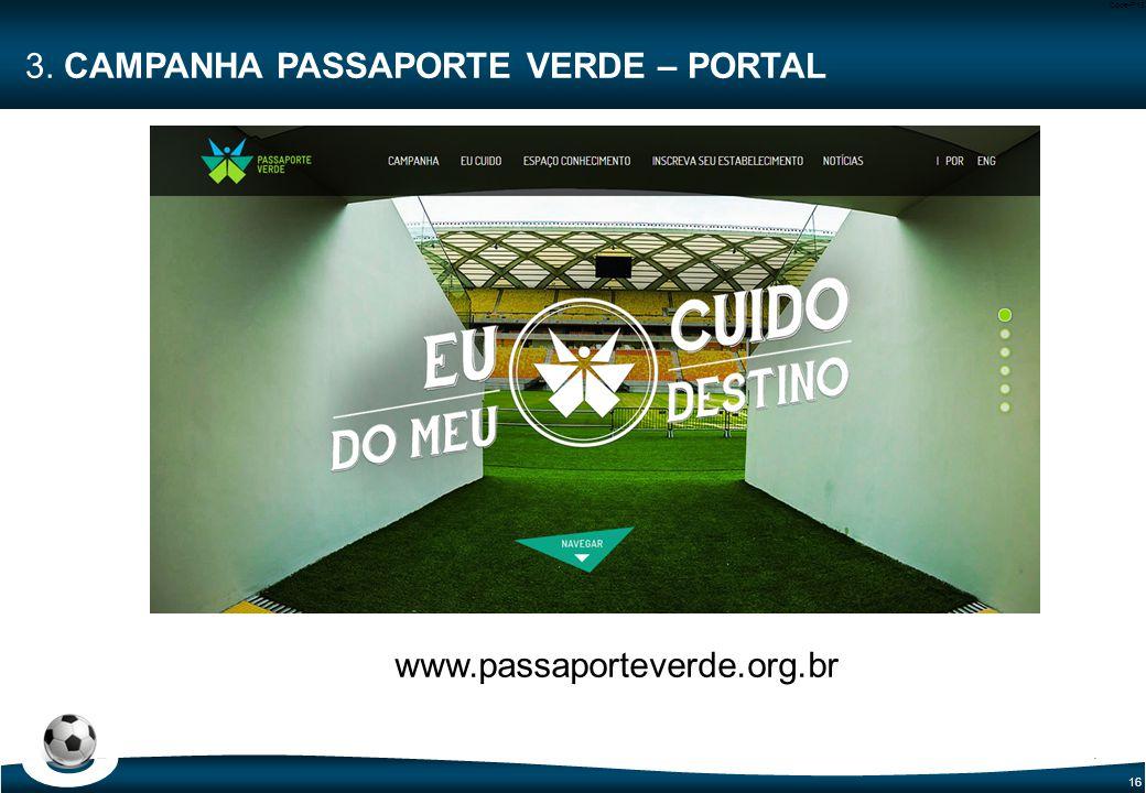 3. CAMPANHA PASSAPORTE VERDE – PORTAL