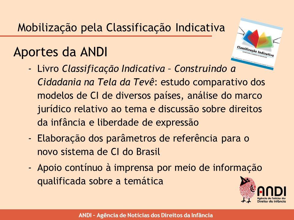Mobilização pela Classificação Indicativa
