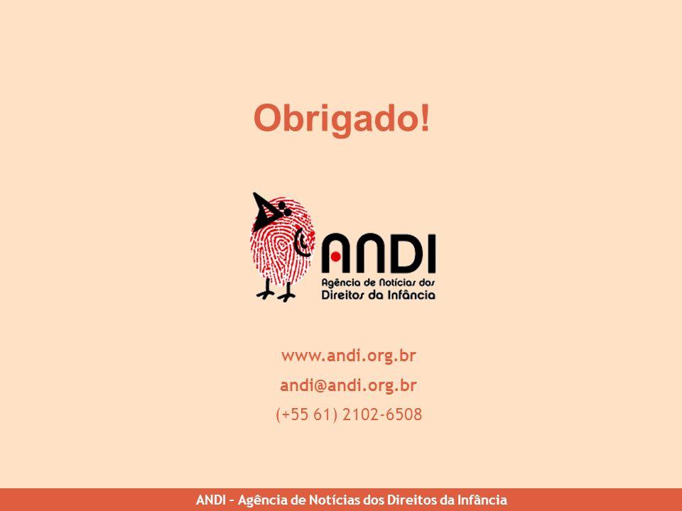 ANDI – Agência de Notícias dos Direitos da Infância